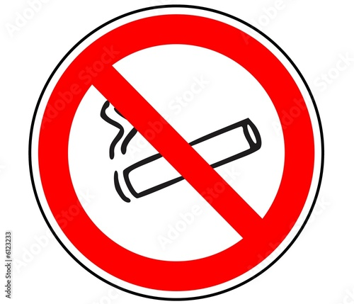 Panneau de signalisation interdiction de fumer photo - Panneau signalisation interdiction ...