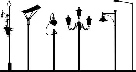 Straßenbeleuchtung 4