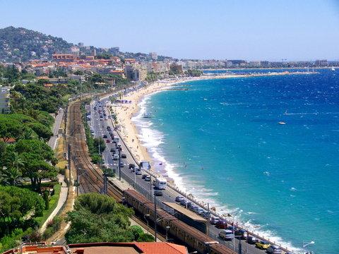 Baie de Cannes, France
