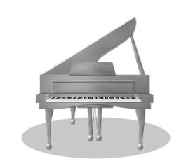 klavier silber