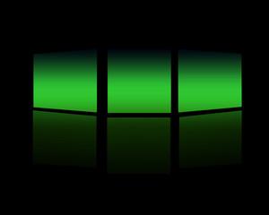 reflex green