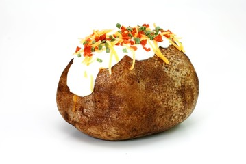 Loaded Baked Potato