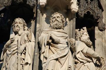 cathédrale d'Aix la Chapelle
