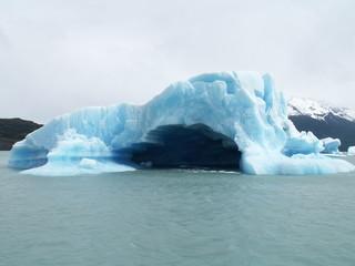 Printed kitchen splashbacks Glaciers Eisberg