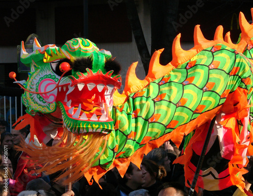 Nouvel an chinois danse du dragon stock photo and royalty free images on pic - Photo dragon chinois ...