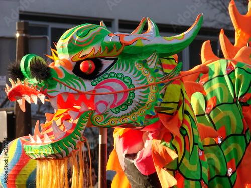 Dragon du nouvel an chinois photo libre de droits sur la banque d 39 images image - Photo dragon chinois ...