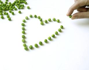 Ich liebe Gemüse!