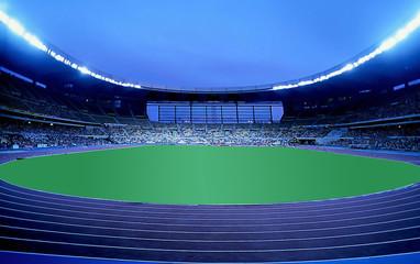 Acrylic Prints Stadion stade