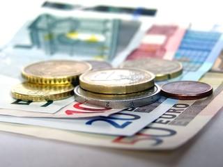 Money - Euro banknotes - Euros