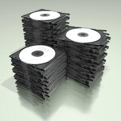 CD Stapel