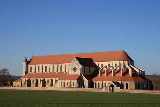 Vue générale de Pontigny