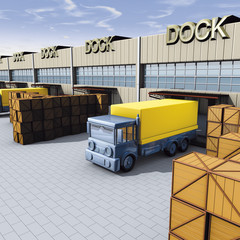 Docks01tir