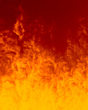 abstract fire background.