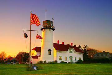 Chatham Lighhouse, Cape Cod..