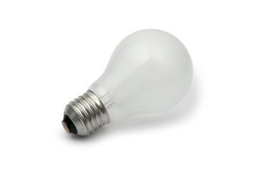Lamp, isolated on white background