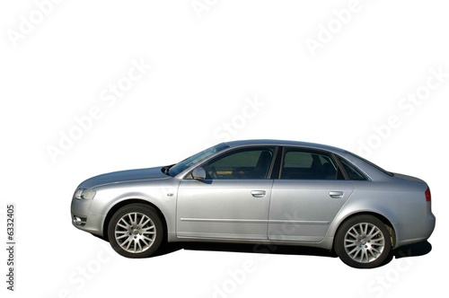 """voiture berline allemande ref 2550"""" stock photo and royalty-free"""