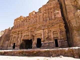 Palace tomb, Petra Jordan