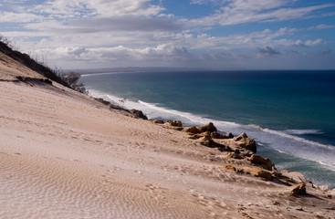Rainbow beach/Queensland/Australia