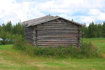 Arctic Hay Barn