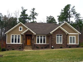 Stone family house