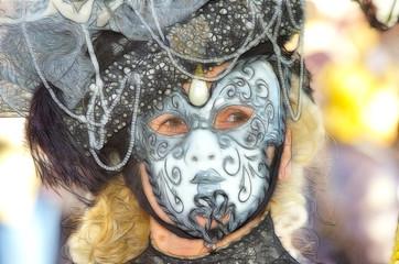pencile draw venice carnival mystery