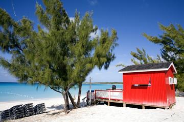 beach house on san salvador.bahamas