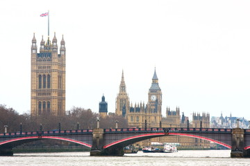 Parlament House in London