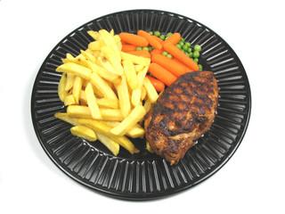 chicken dinner overview