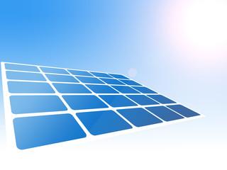 Blue solar power