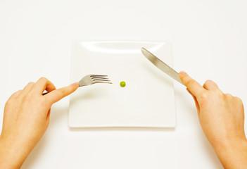 Dieting.