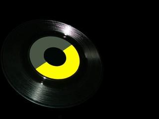 Disque vinyle 45T