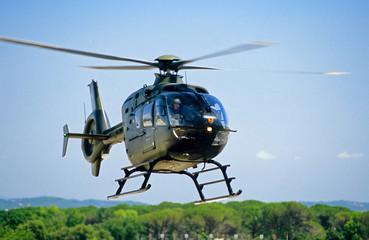 Garden Poster Helicopter hélicoptère 6