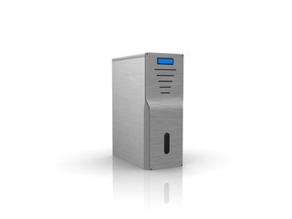 silver server
