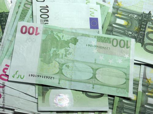 des billets de 100 euros photo libre de droits sur la banque d 39 images image 6459680. Black Bedroom Furniture Sets. Home Design Ideas