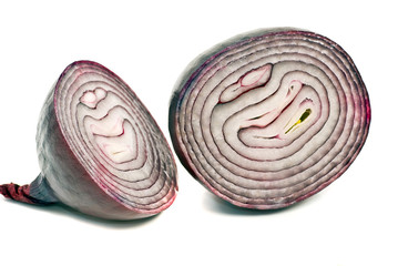 red onion vegetable