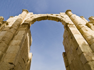 South Gate, Jerash