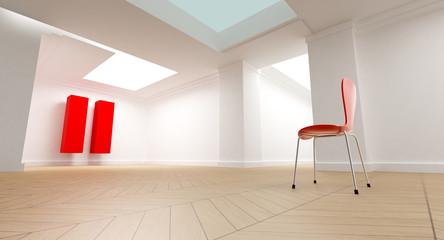 Pause room