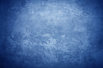 Cold Blue Concrete texture