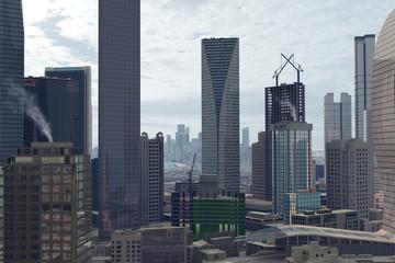 imaginary city 306