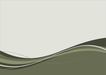 vecteur série - courbes vectorielles