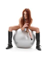 silver ball rider