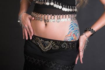 Belly Dancer Body