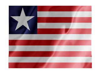 Liberia fluttering