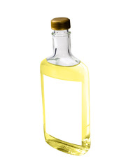 Tequila Isolated