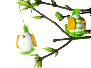 Easter twig