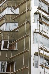heat insulation ob building