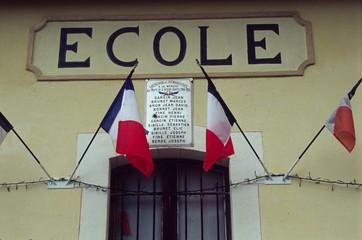 Ecole du hameau du Coin, Molines-en-Queyras