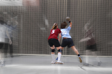 Mädchenhandball