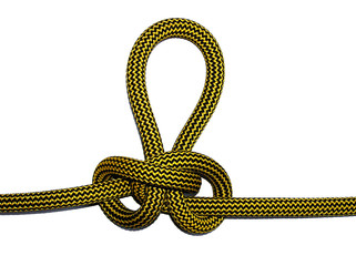 The alpine butterfly (or Lineman's Knot)