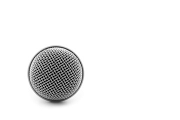 Microphone - front side